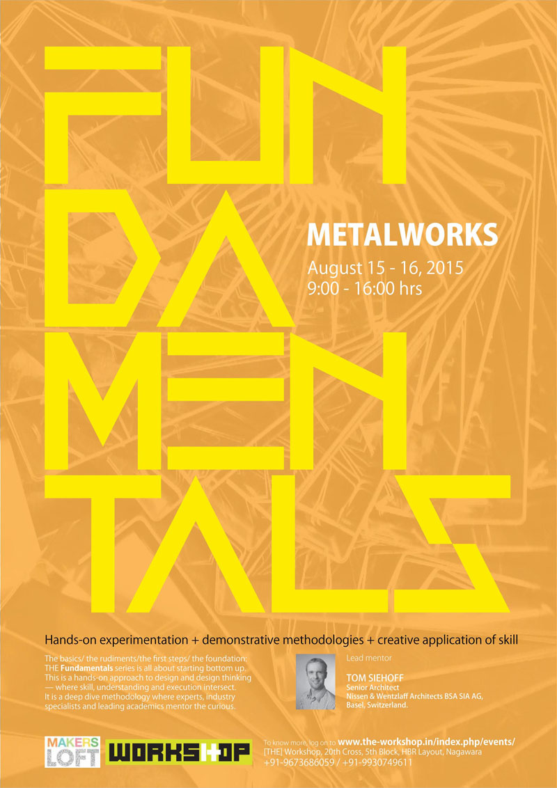 THE-Workshop_FundamentalsMetalworks_Aug15