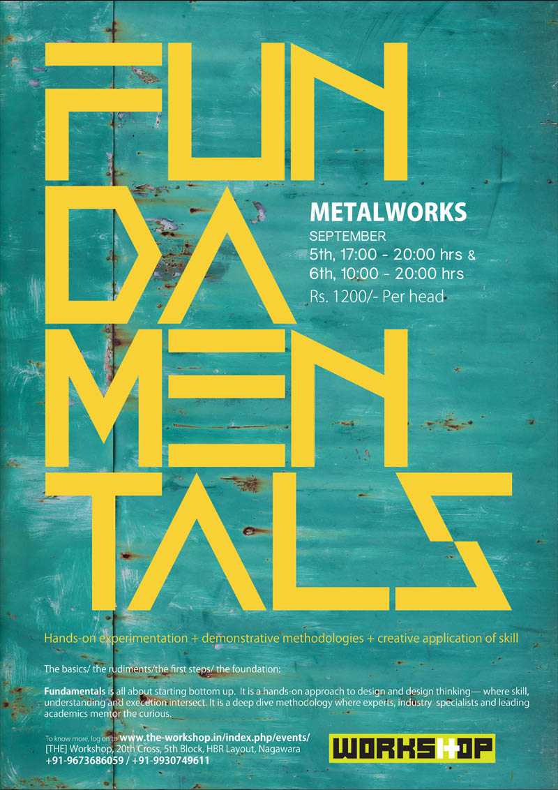 THE-Workshop_FundamentalsMetalworks_Sept15