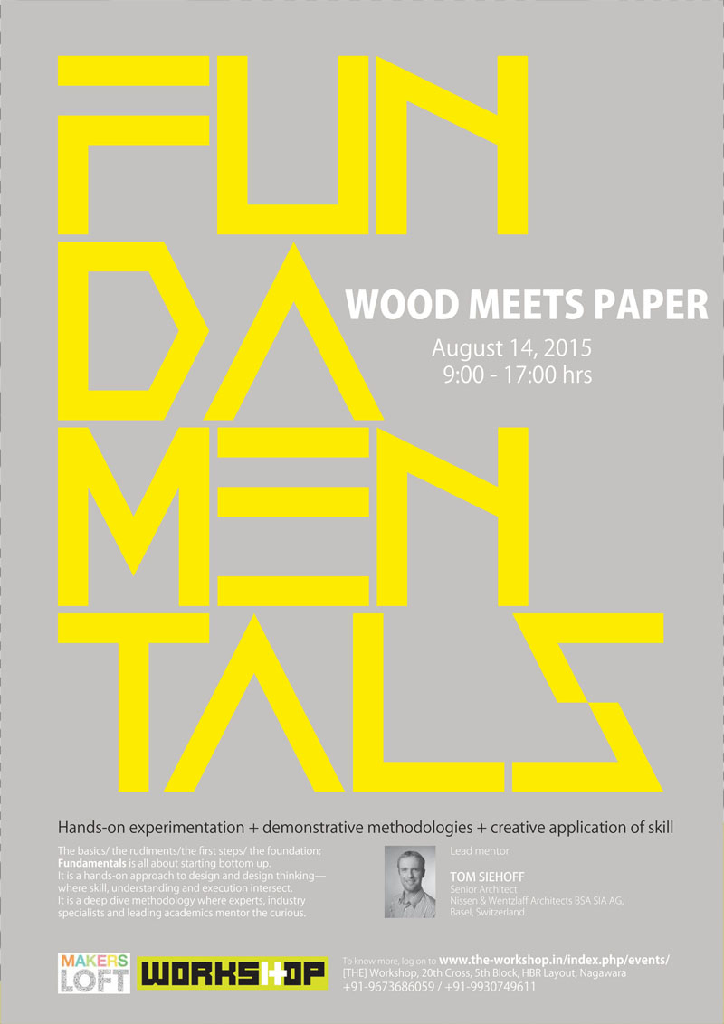 THE-Workshop_FundamentalsWoodMeetsPaper_Aug15