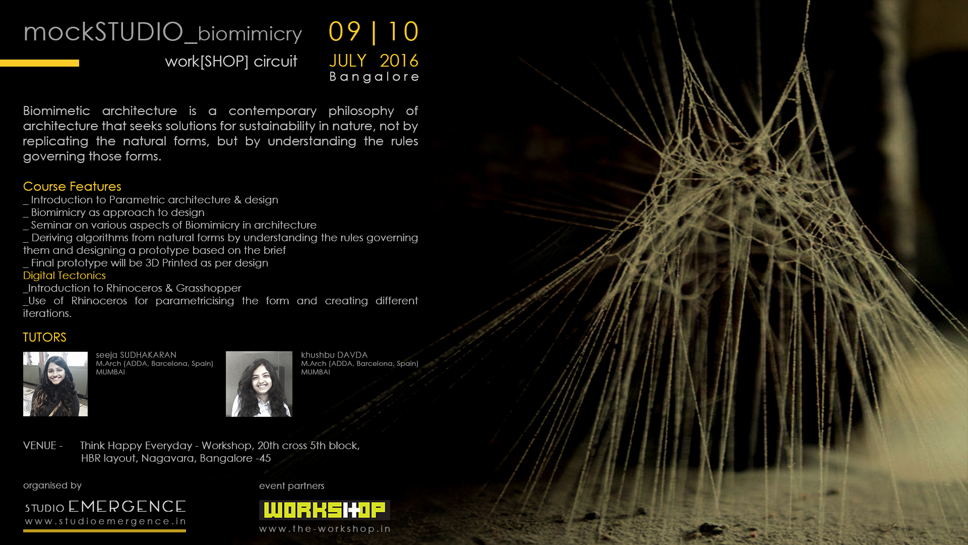 Biomimicry In Architecture The Workshop