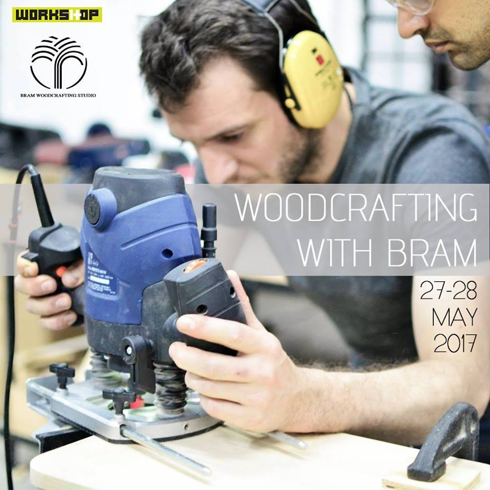 THE-Workshop_WoodcraftingwithBram_23may2017