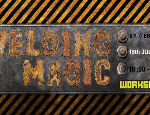 JULY 15: WELDING MAGIC