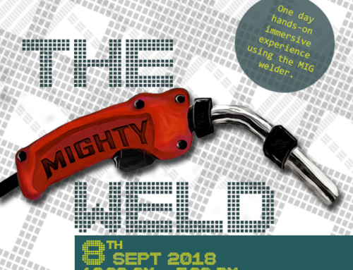 Sept 8 :The MIGhty Weld