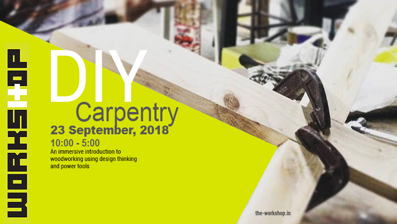 THE-Workshop_DIYcarpentry_fb header