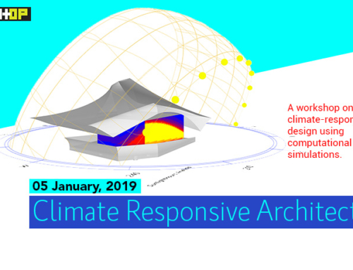 Jan 5 : Climate Responsive Architecture