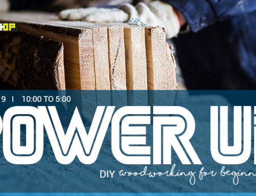 Feb 3 : DIY Carpentry for Beginners